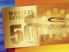 [Stage Entertainment Musicals] 50€ Nachlass beim Kauf von 2 Tickets!