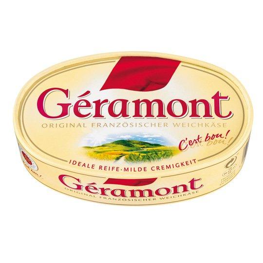 [Kaufland nicht Bundesweit] 2 x Geramont für 1,48 € - 74 Cent/Stk (Angebot & Couponplatz)