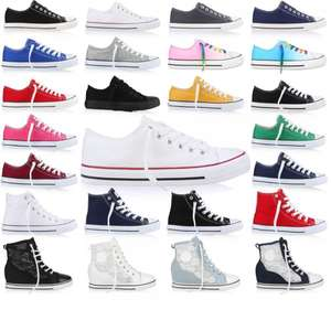[Ebay WOW Deal] Damen Herren Kinder Sneakers für 14,90 EUR