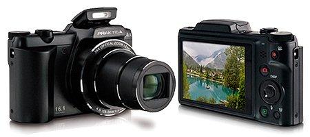 Digitalkamera Praktica Luxmedia 16-Z24S [Computeruniverse] 25% Ersparnis