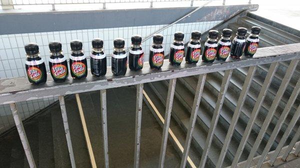 Kostenlose Vita Cola am Hbf Magdeburg
