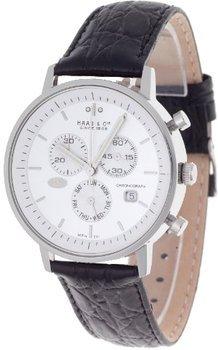 @Amazon Blitzangebot Haas & Cie Herren-Armbanduhr Vitesse Chronograph für 76,99 €