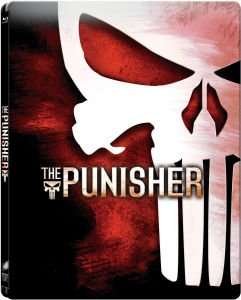 The Punisher (2004) - Steelbook (Blu-ray) OT für 8€ @Zavvi.com