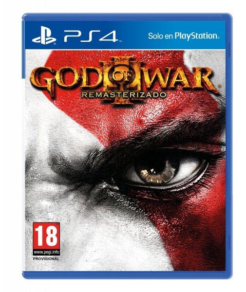 amazon.es - God of War III: Remastered PS4 für 35,25 € Deutscher Ton u. Untertitel