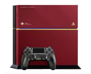 PlayStation 4 inkl. Metal Gear Solid V - The Phantom Pain - Limited Edition für 424€ @Saturn