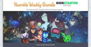[Steam] Humble Weekly Bundle - Kickstarter Edition
