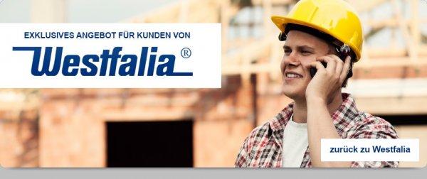 Westfalia Handyflash Vodafone Smart L 39,99€ monatlich inklusive kostenlos Handyversicherung samsung Galaxy S6 Edge 32GB zu 39€