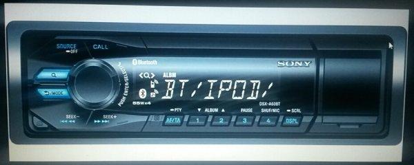 Sony DSX-A60BT (B-Ware) 58,22EUR @ redcoon Vergleich: idealo(neu: 79,95EUR, gebraucht: 69,95EUR)