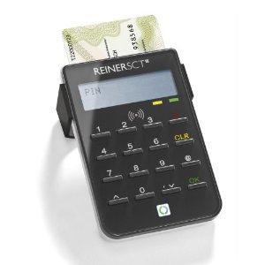 Reiner SCT: Nur noch bis 31.12.2011  25,00 Eur staatl. Förderung auf nPA-Lesegeräte ...