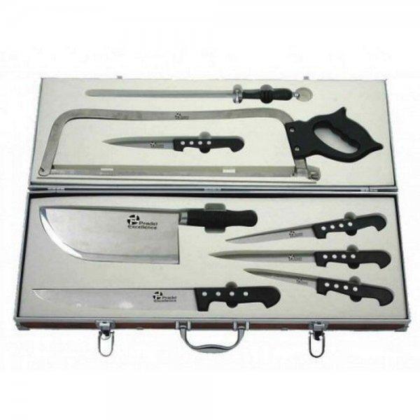 Pradel Excellence - Messer-Set inklusive Säge :) für ~63€ @Amazon.fr