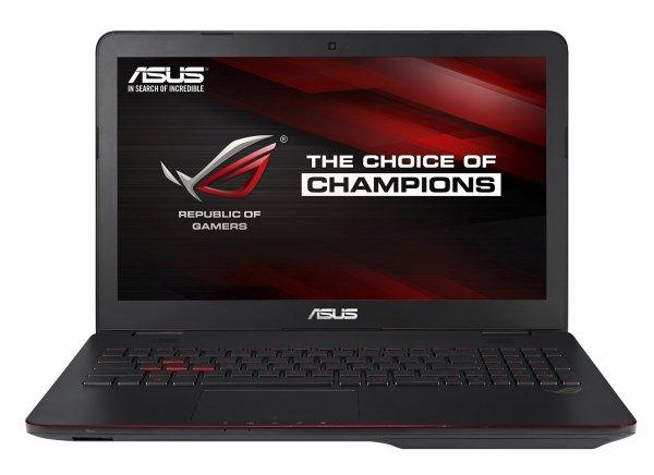 "Asus ROG Gaming Notebook - 15"" FHD (matt), Core™ i7-4710HQ, 8GB Ram, 1TB HDD, GeForce GTX 950M, Win 8.1 für 813,50€ @Amazon.fr"