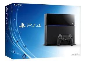 SONY PlayStation PS4 Konsole 500GB Schwarz inkl. Dualshock 4 Wireless Controller 319€