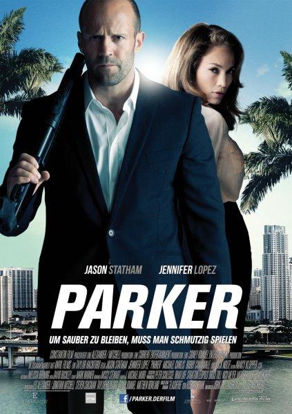 Parker (Jason Statham) für 3,99 HD bei iTunes über Film des Tages