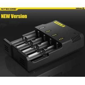 Nitecore i4 Intellicharger (neuste Version) statt sonst mind. 25 Euro [@banggood]