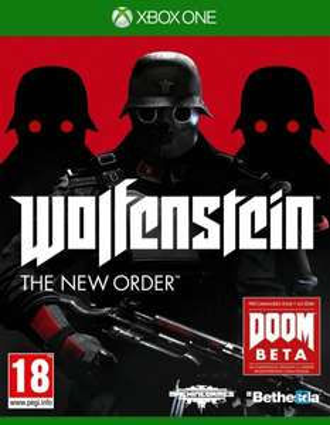 (Amazon.fr) Wolfenstein New Order (Uncut) Xbox One für 18,75 EUR