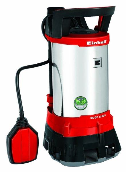 Einhell Schmutzwasserpumpe RG-DP 1135 N, 790 Watt, max. 20.000 l/h, Fremdkörper bis 35 mm, ECO Power,  @Amazon Blitzdeal