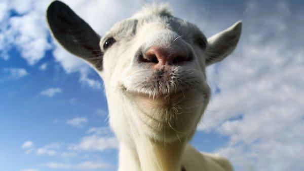 Goat Simulator (jetzt auch für iOS) für 0,99€