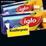 """[Lidl/Bundesweit] Iglo 15 Fischstäbchen für 1,66€ am """"Super-Samstag"""" 25.07.2015"""