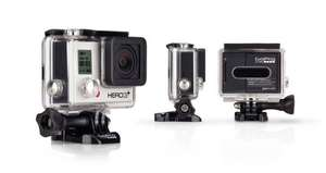 GoPro HERO 3+ Silver Edition 249,95€ bei Planet Sports
