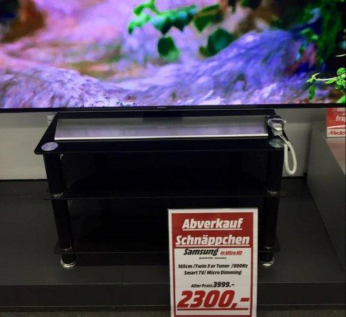 [Lokal MM Stuttgart Feuerbach] Samsung UE 65 HU 7590