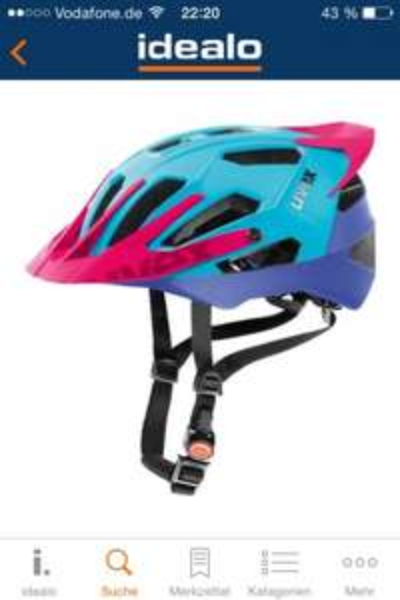 Fahrradhelm Quatro Pro,63,94€, Limango Outlet Shop