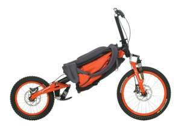Koga Bergmönch (Rucksack-Roller / Fahrrad) für 749.-€ statt 1250.-€