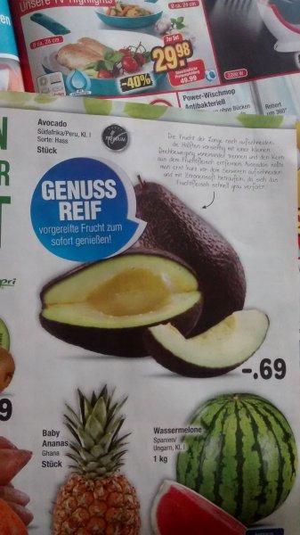 "[Netto MD] Avocado ""Hass"" für 69 ct"