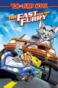 [Play Store US Account] Tom & Jerry - The Fast and the Furry (kostenlos leihen / ENGLISCH)