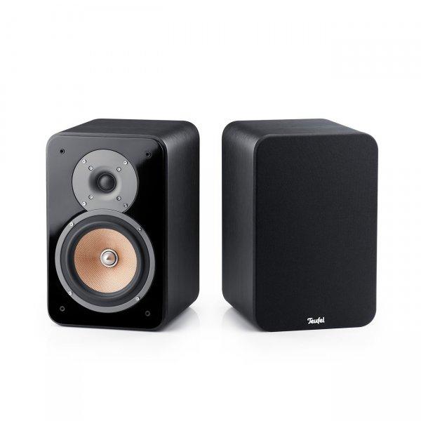 Teufel Ultima 20 Mk2 Schwarz - Stereo-Regallautsprecher (Paar) 149€ @ebay