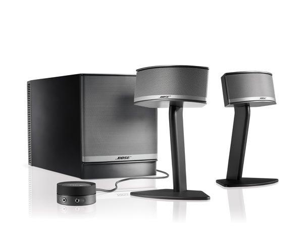 Bose Companion 5 - 2.1 System für PC / Mac - für 260,31€