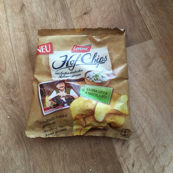 Lokal? Bremen - Rewe - Berliner Freiheit - gratis Chips