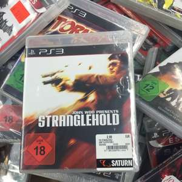 Stranglehold  PlayStation 3 PS3  lokal Saturn Berlin Alexanderplatz