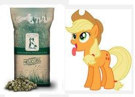 kostenlose Futterprobe für Pferde (Heucobs)