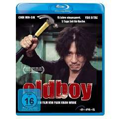 Oldboy, Lady Vengeance, Sympathy for Mr. Vengeance und viele weitere Blu Ray´s für 4,99€ das Stück