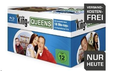 The King of Queens - Superbox - (Blu-ray) für 61€ @Saturn.de