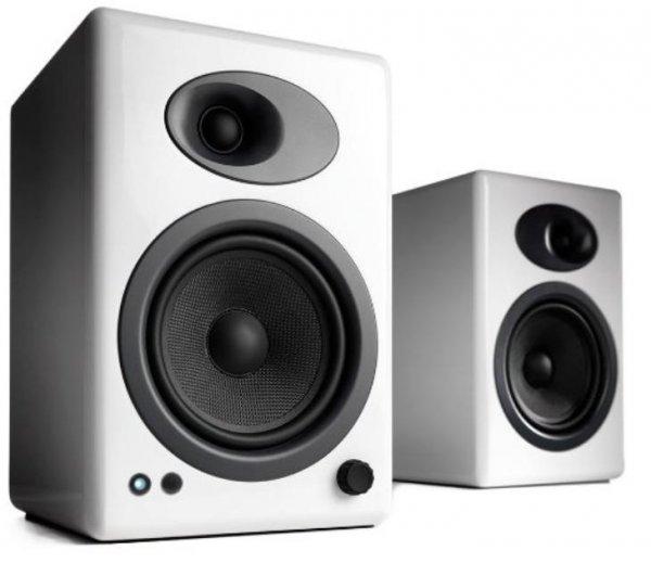 Schnell sein: Amazon: Audioengine 5+ Aktivlaustprecher weiß für 199 Euro