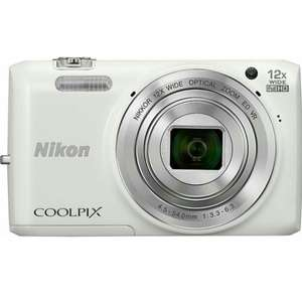 Nikon Coolpix S6800 für 111€ @Mediamarkt