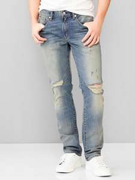 GAP Jeans ab 21,59€ (+4€ VSK) ab 50€ kostenlose Lieferung