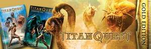 [Steam] Titan Quest Gold [Titan Quest + Immortal Throne] [GMG] für 1,60€