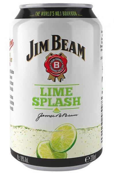 [PENNY] JIM BEAM Mixgetränk, verschiedene Sorten, 0,33l-Dose für 1,77 (24.-25.07.15)
