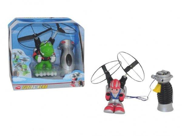 [Amazon-Prime] Dickie-Spielzeug - Flying Hero, Hubschrauberfigur mit Kabelfernsteuerung