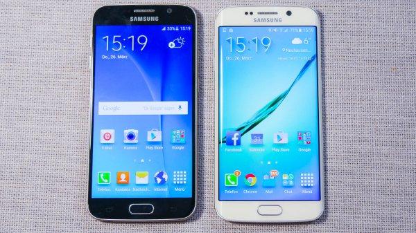 Samsung Galaxy S6, 32GB, NEU ohne Vertrag für 499,00 €, @Ebay WOW