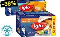 Netto ohne Hund, Iglo, 14 Backfischstäbchen (die guten) für 1,77 € vom 23.7.15 bis zum 25.715