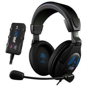 Turtle Beach PX22 / MLG HEADSET / PS4, PS3, Xbox 360, PC, Mac / @Amazon