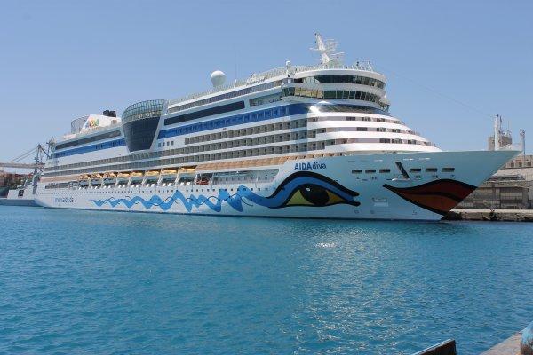 8 Tage im September mit der Aida Blu durch das Mittelmeer ab 349€