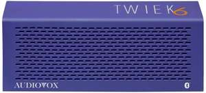 [Amazon] Audiovox Twiek 6 Bluetooth Stereo Lautsprecher (blau)