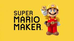 Vorbestellung Super Mario Maker Wii U Eshop Download [Gamesrocket]