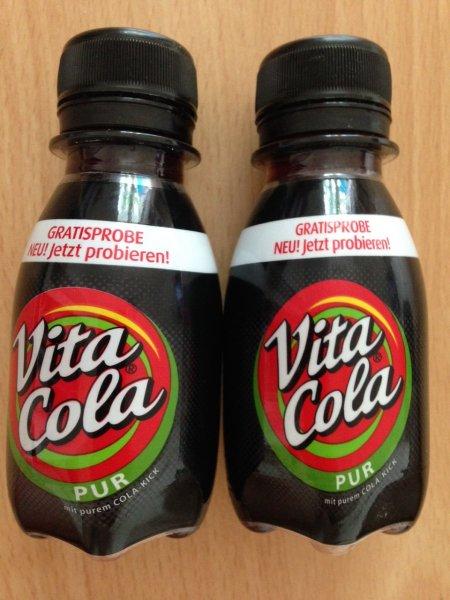 [Lokal DD HBF] 2 x Gratis Vita Cola Pur je 90ml