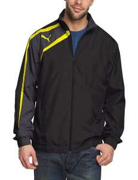 PUMA Herren Jacke - Spirit Woven Jacket / in mehreren Größen und Farben zum Angebotspreis von 14,98 € zzgl. Versandkosten (Auflistung der Jacken in der Beschreibung)/ @Amazon