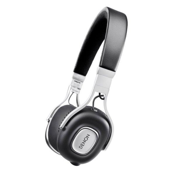 Denon AH-MM200 On Ear-Kopfhörer (30 mm Treiber, Aluminium-Kopfbügel) schwarz oder weiß inkl. Vsk für 129 € > [bax-shop.de]